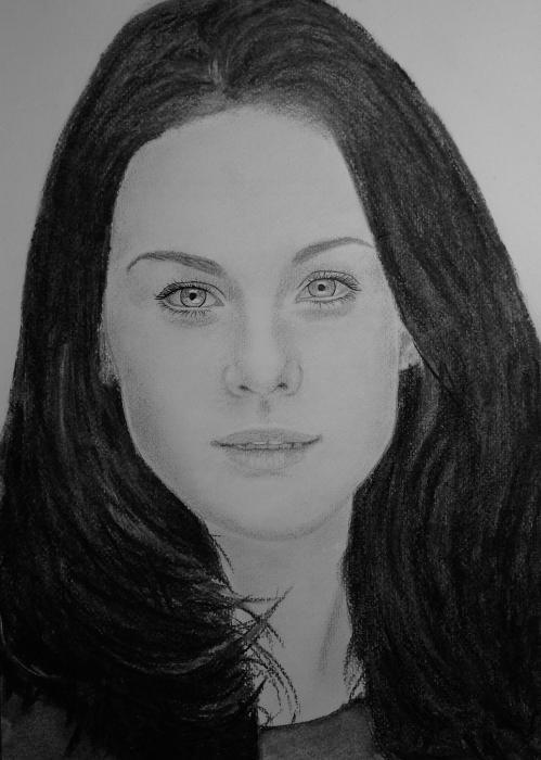 Michelle Dockery by appo1234